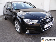 Audi A3 Sportback Sport 2.0 TDI 110(150) kW(PS) 6-Gear Manual