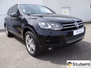"Volkswagen Touareg 3.0 V6 TDI Sports package ""interior"" 245 HP DPF 4Motion BlueMotion Tiptronic A"