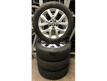 Orignal BMW Winterkompletträder X1 F48 X2 F39 Y-Speiche 574 17' 36112409012 Used