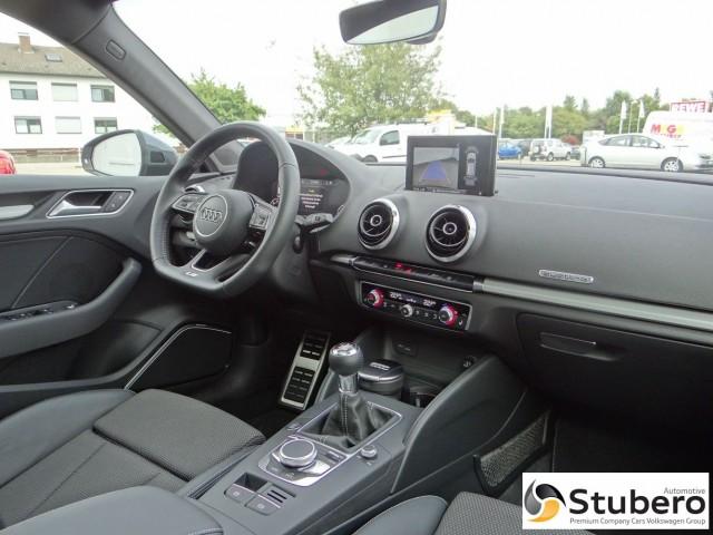 Audi A3 Sportback S Line 2 0 Tdi Quattro 110 150 Kw Ps 6