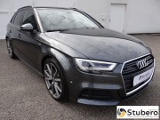 Audi A3 Sportback S line 2.0 TDI quattro 110(150) kW(PS) 6-Gear Manual