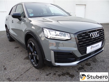 Audi Q2 Edition 1 1.4 TFSI cylinder on demand 110(150) kW(PS) S tronic