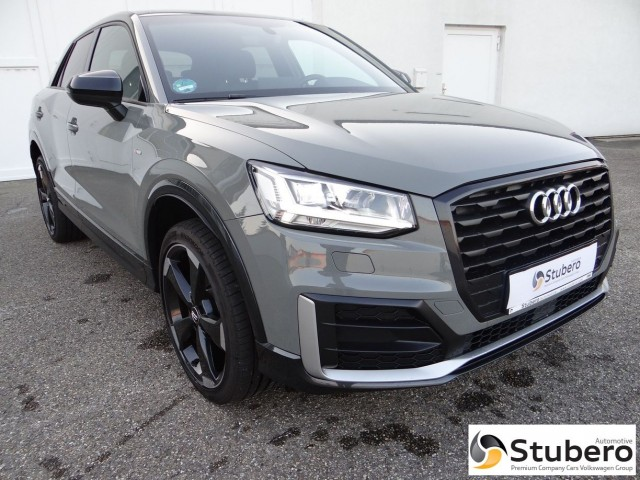 audi q2 edition 1 1.4 tfsi cylinder on demand 110(150) kw(ps) s