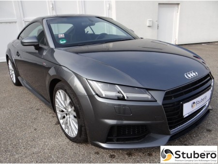 Audi TT Coupé S line 2.0 TDI ultra 135(184) kW(PS) 6-Gang