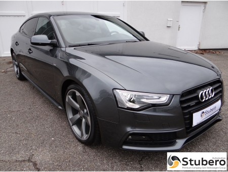 Audi A5 Sportback S line 2.0 TDI clean diesel quattro 140(190) kW(PS) S tronic